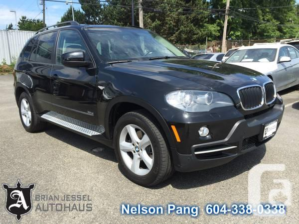 2008 bmw x5 3 0si 7 seaters no incident 76 000 kms for Mercedes benz financial services lienholder address