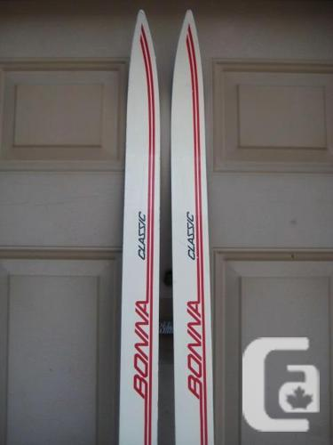 ★ Bonna Classic Cross Country Skis 200cm ★