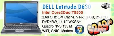 ►► NOTEBOOK -- INTEL CORE2DUO 2.60 GHz, 3 GB RAM,