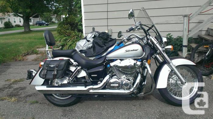 04-Honda-Shadow-750- Will reduce $400 if gone before I