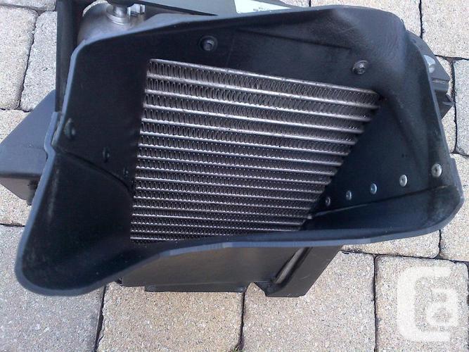 For Mercedes R230 SL600 SL65 AMG Lower Radiator Coolant Hose Genuine 2305014682