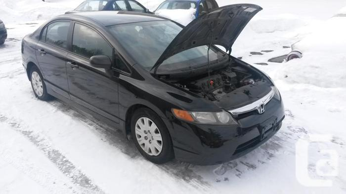 06 HONDA CIVIC READY TO GO