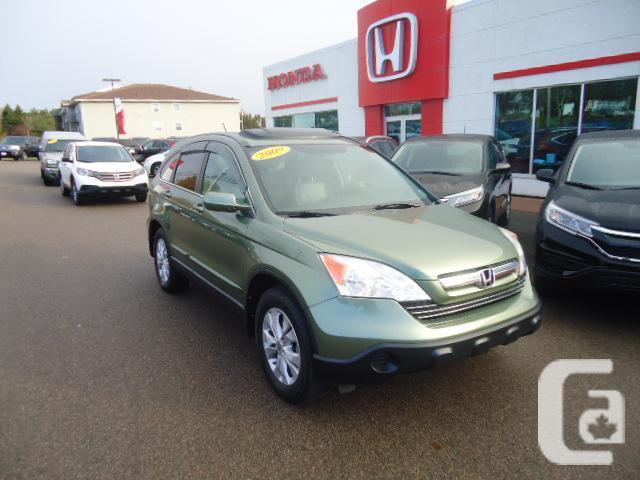 09' Honda cr v EX L, 4WD, 99K: Excellent Situation,