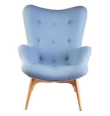 $1,199 Grant Featherston Style R160 Contour Lounge