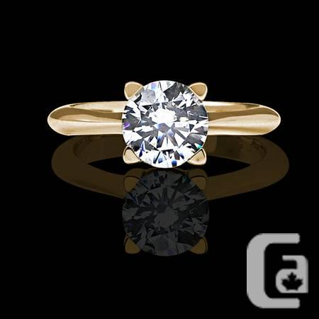 1.35 Carat Band Is Dream Complement For The