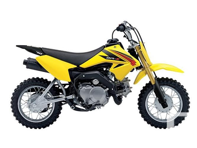 $1,699 2016 Suzuki DR-Z70 Motorcycle for Sale