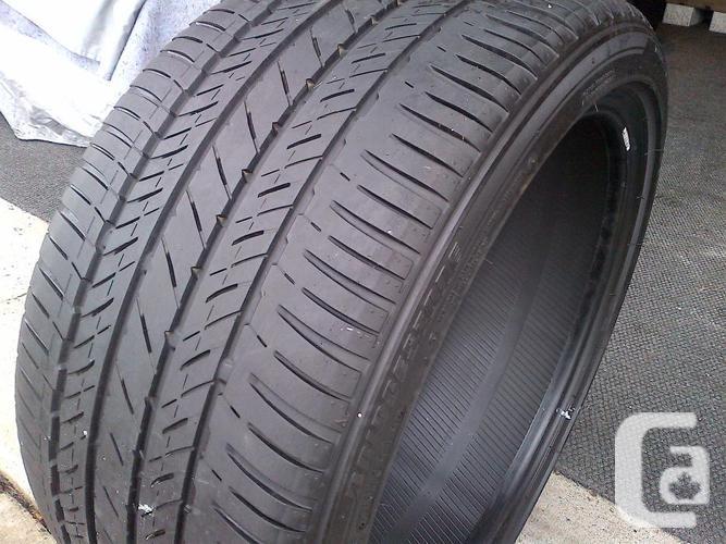 1 bridgestone turenza el400 02 255 35 18 r18 90w m s tire. Black Bedroom Furniture Sets. Home Design Ideas