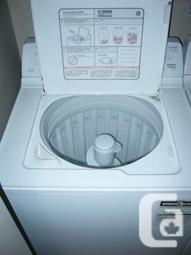1 Moffat  ProFull Size Washer & 1 Dryer Unit. 1-1/2