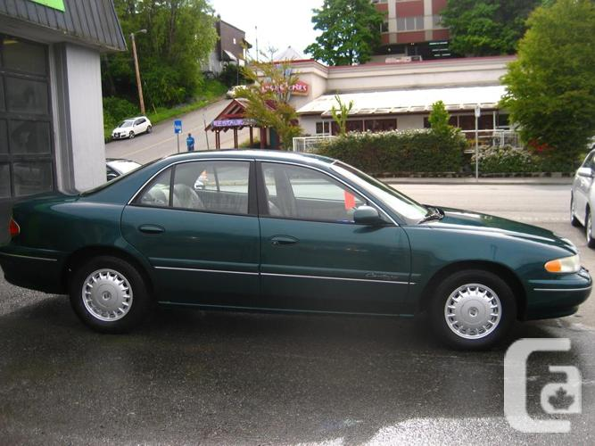 1-Owner-1998 Buick Century-ONLY 62837 Original