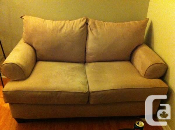 1 year old love seat & chair for sale! - $600