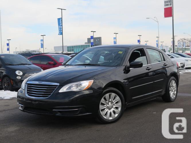 $10,233 Used 2012 Chrysler 200