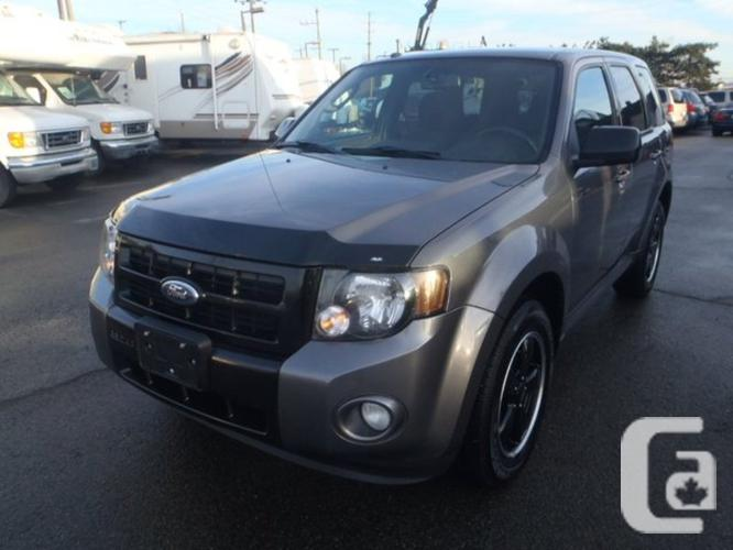 used 2012 ford escape xlt for sale in burnaby british columbia classifieds. Black Bedroom Furniture Sets. Home Design Ideas