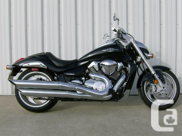 $10,795 2009 Suzuki Boulevard M109R Motorcycle for Sale