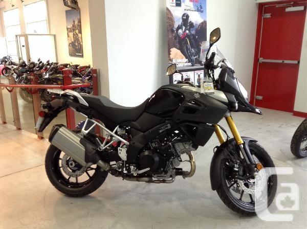 $10,899 2015 Suzuki V-Strom 1000 ABS Motorcycle for