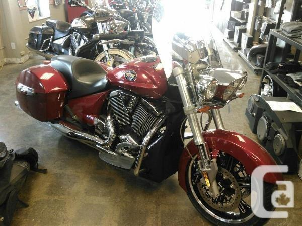 $10,900 2012 Victory Cross Roads Motorcycle for Sale
