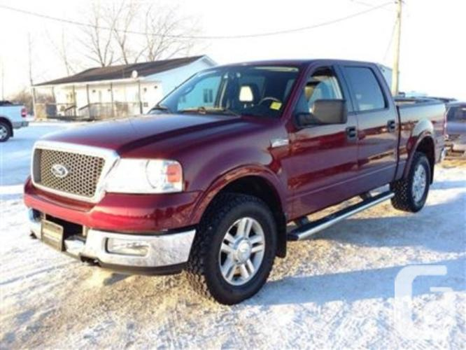 used 2004 ford f 150 lariat for sale in headingley manitoba classifieds. Black Bedroom Furniture Sets. Home Design Ideas