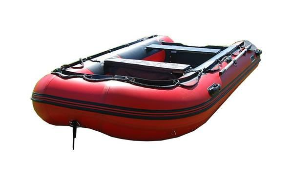 10' Inflatable Boat - Transport Canada Certified -