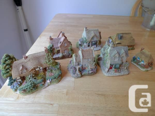 $100 Small Lilliput Lane home selection produced in