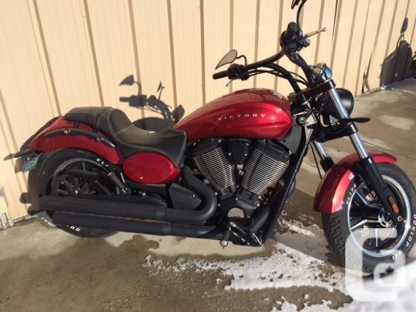 $11,000 2013 Victory Judge Motorcycle for Sale