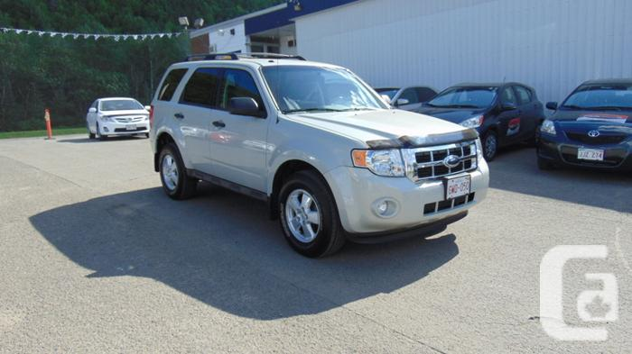 $11,900 Used 2009 Ford Escape XLT 4WD V6