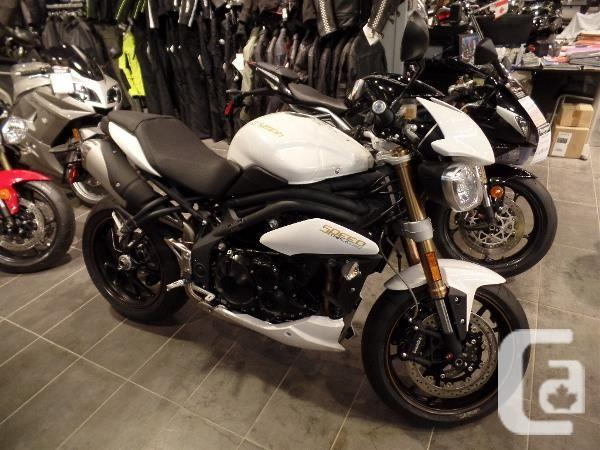 $11,999 2014 Triumph Speed Triple ABS Motorcycle for