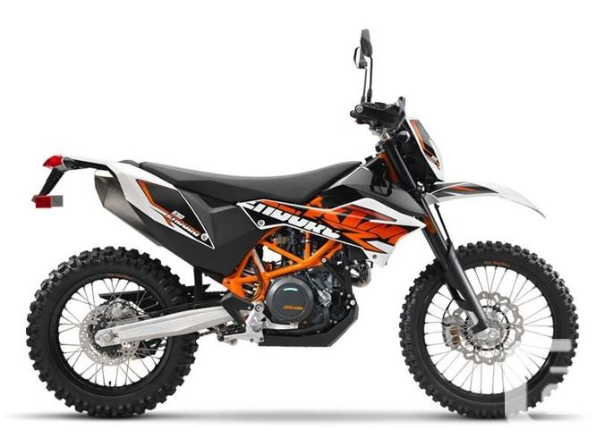 $11,999 2016 KTM 690 Enduro R Motorcycle for Sale
