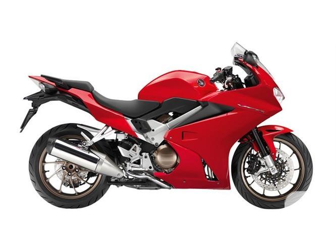$12,499 2014 Honda VFR800F Motorcycle for Sale