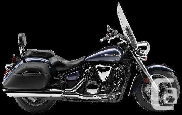 $12,699 2015 Yamaha V-Star 1300 Tourer Motorcycle for