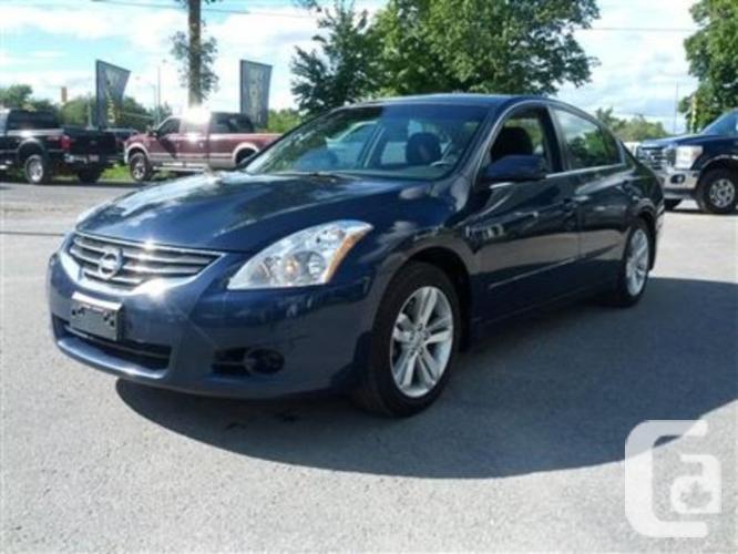 $12,980 Used 2011 Nissan Altima 2.5 S