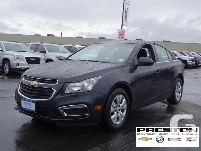 used 2015 chevrolet cruze lt w 1lt for sale in langley british columbia classifieds. Black Bedroom Furniture Sets. Home Design Ideas