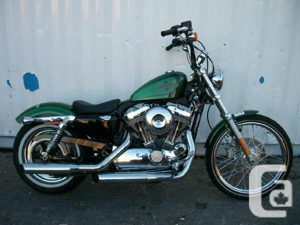 $12,998 2013 Harley-Davidson Sportster Seventy-Two
