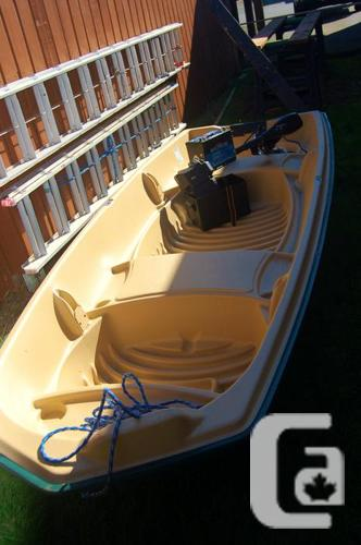 12 ft Sun Dolphin Jon Boat  Offers accepted in Saanichton, British Columbia  for sale