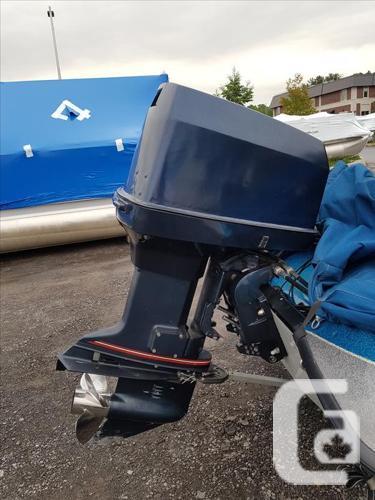 120 HP Evinrude Outboard motor