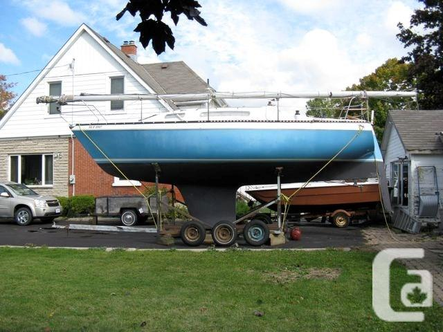 $13,000 1977 CS Yachts Limited CS 27 Boat for Sale