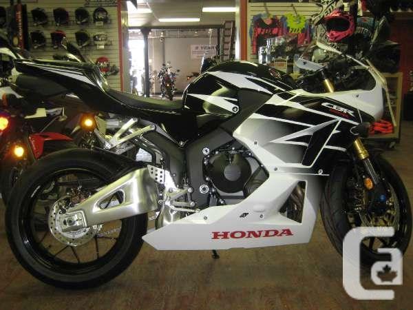 $13,311 2016 Honda CBR600RR Motorcycle for Sale