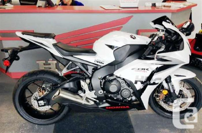 $13,475 2014 Honda CBR1000RRC Motorcycle for Sale