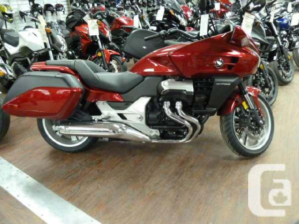 $13,489 2014 Honda CTX1300T Motorcycle for Sale