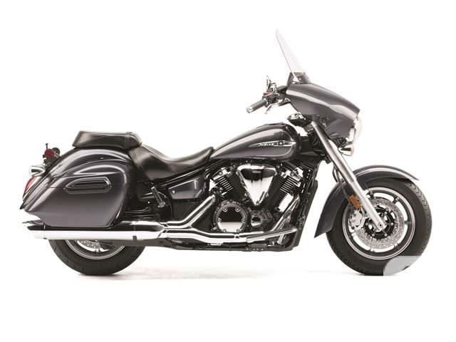 $13,499 2014 Yamaha V Star 1300 Deluxe Motorcycle for