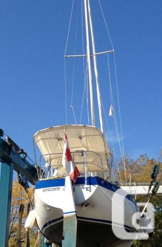 $13,500 1976 CS Yachts CS 27 Boat for Sale