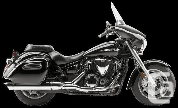 $13,699 2015 Yamaha V-Star 1300 Deluxe Motorcycle for