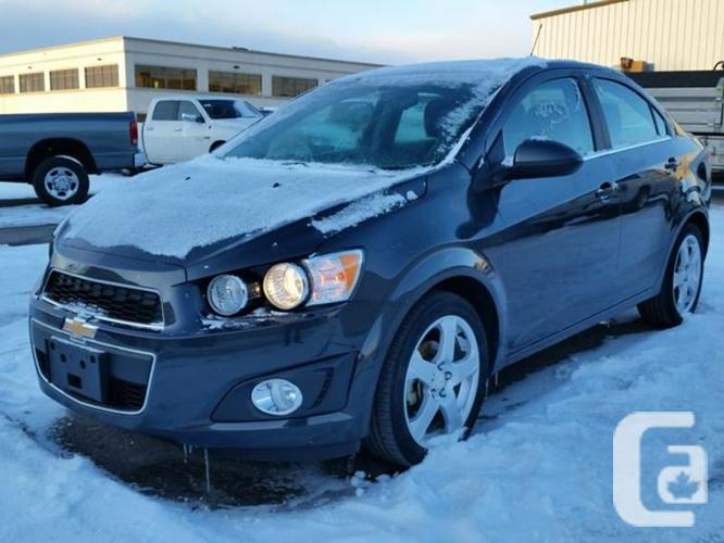 used 2015 chevrolet sonic lt auto for sale in milton. Black Bedroom Furniture Sets. Home Design Ideas