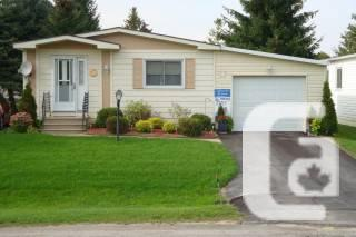 $130000 / 3br - PRICED TO SELL IN BEAUTIFUL KAWARATHAS