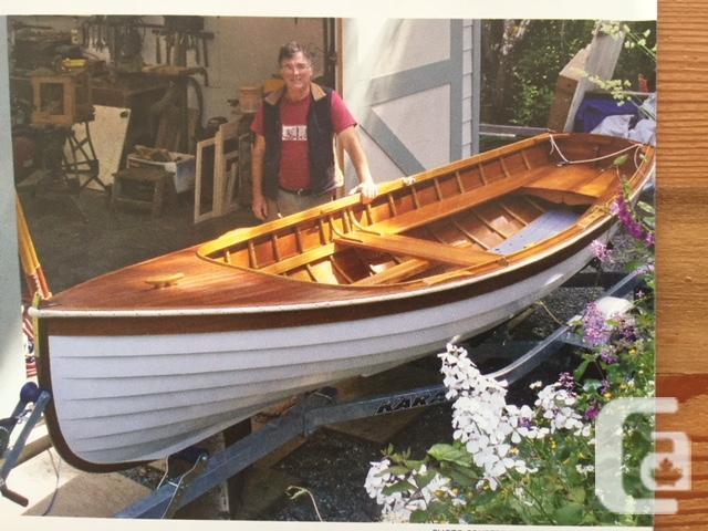 14' Winard Whitehall Row/Sail Boat