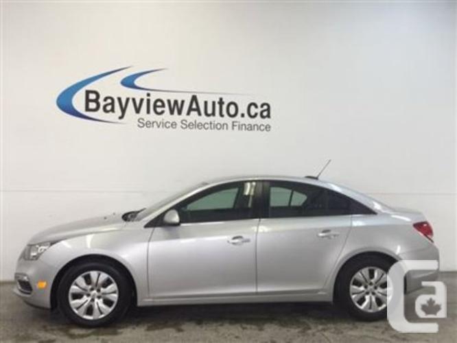 $14,495 Used 2015 Chevrolet Cruze 1LT