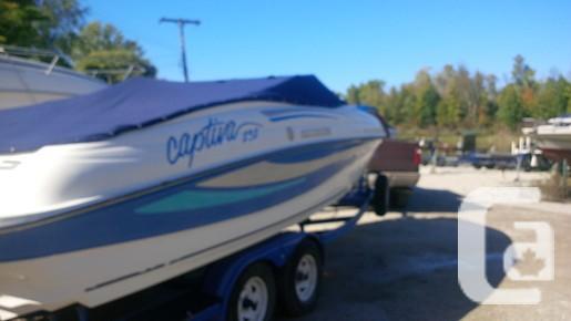 $14,500 1995 Rinker Captiva Boat for Sale