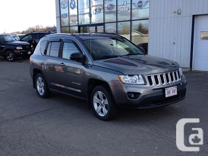 $14,595 Used 2012 Jeep Compass North Edition AWD