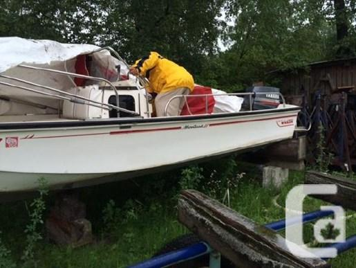 $14,800 1996 Boston Whaler Montauk Boat for Sale