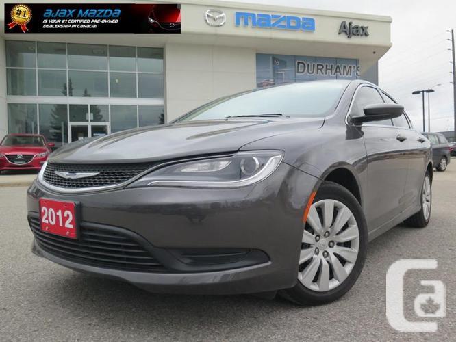 $14,995 Used 2015 Chrysler 200