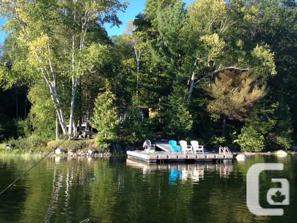 $1400 / 1000ft² - Bancroft cottage rental, Lamable Lake