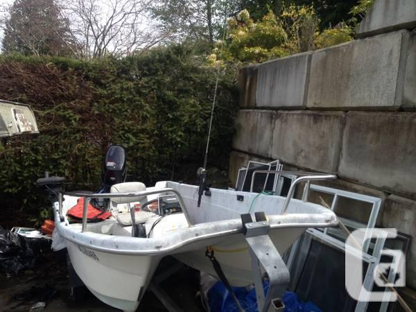 14ft Livingston Fully-Rigged - 00 in Nanaimo, British Columbia for sale
